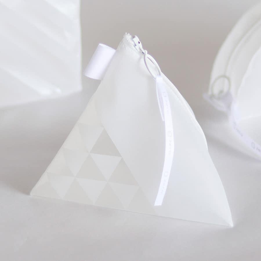 三角(オレンジ)