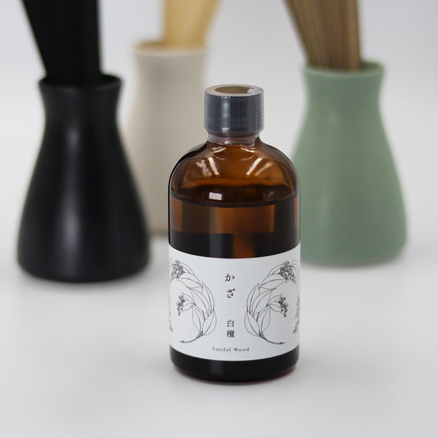 扇ルームフレグランスかざ(香料リフィル)