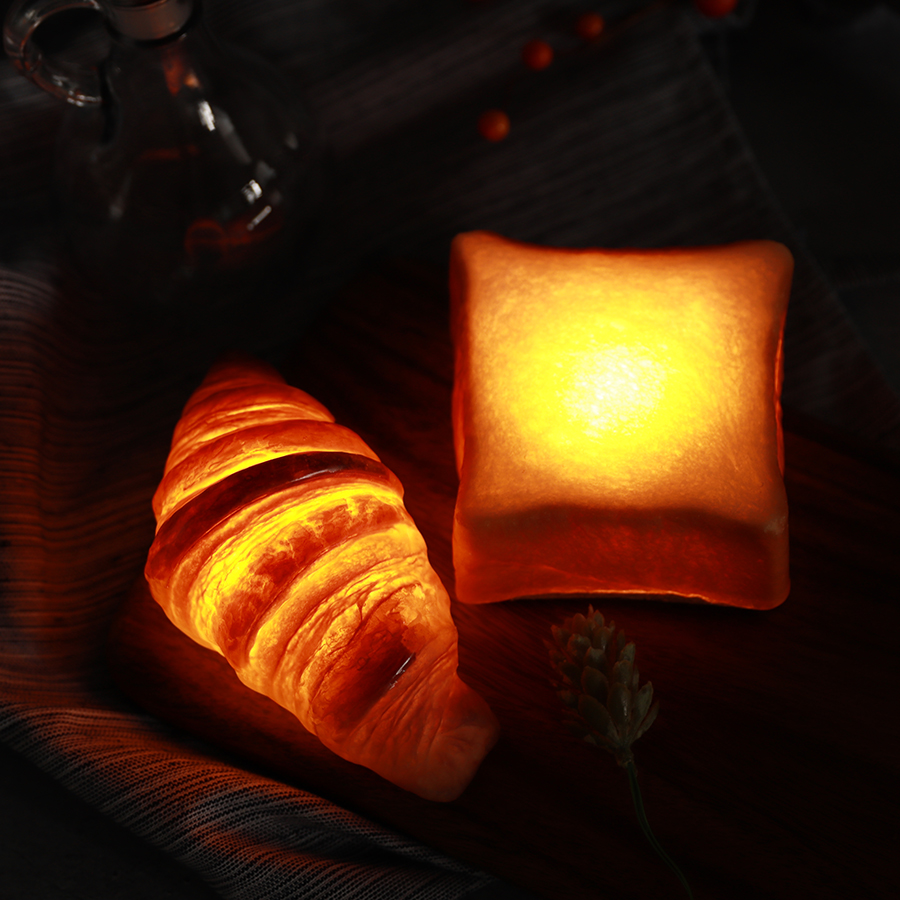 PAMPSHADE Bread Lamp LED Light