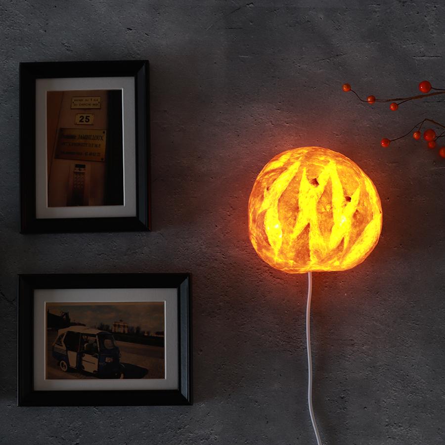PAMPSHADE Bread Lamp LED Light ブール