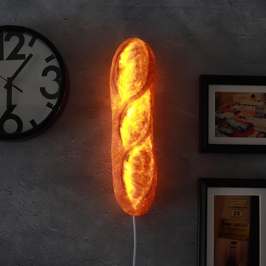 PAMPSHADE Bread Lamp LED Light バタール